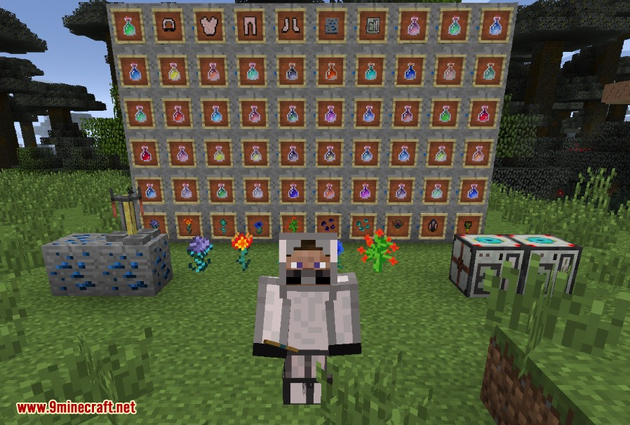 1486041407_845_bionisation-mod-1-7-10-viruses-and-bacteria-in-minecraft Bionisation Mod 1.7.10 (Viruses and Bacteria in Minecraft)