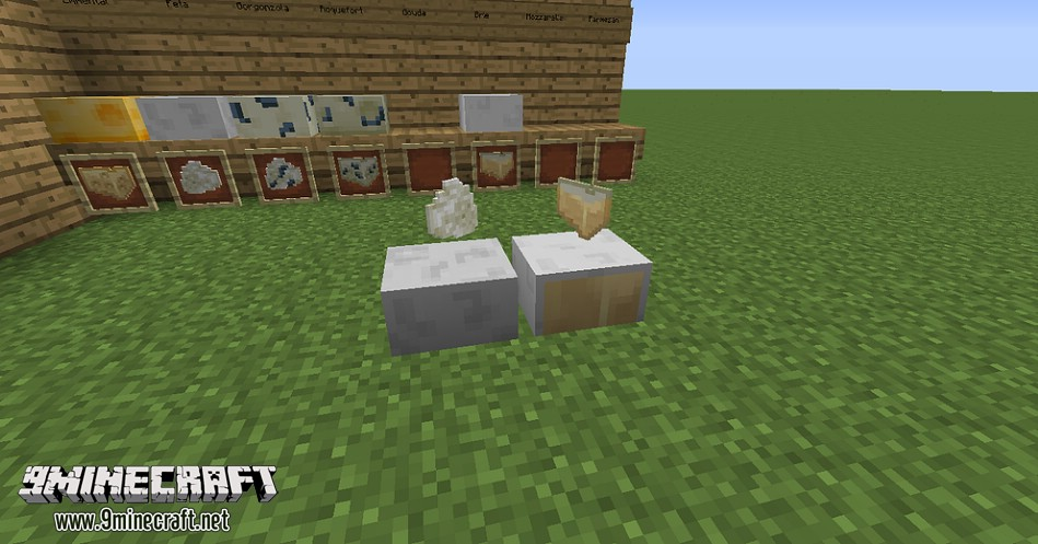 1487412291_550_cheese-mod-1-11-21-7-10-enjoy-the-best-cheeses Cheese Mod 1.11.2/1.7.10 (Enjoy the Best Cheeses)