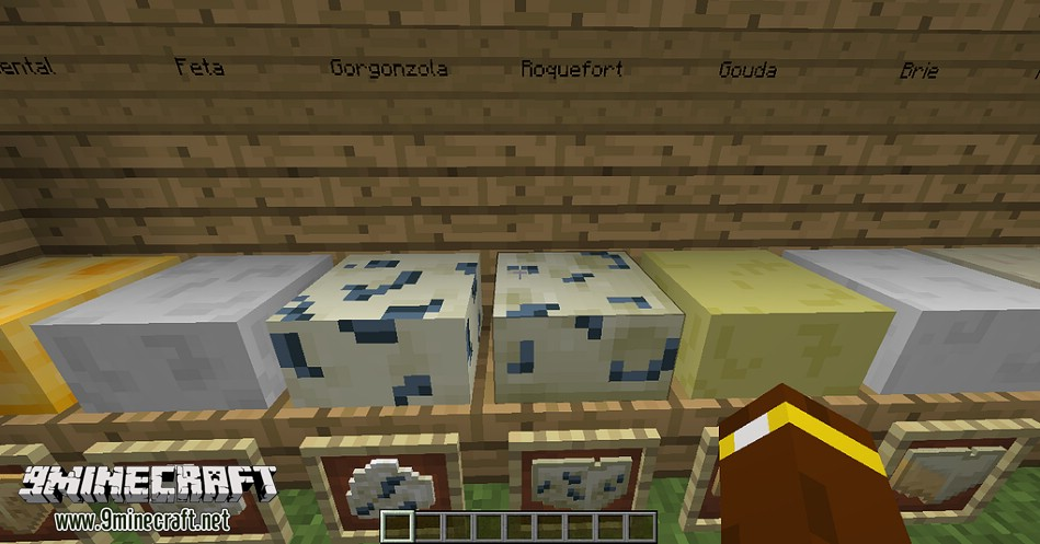 1487412291_835_cheese-mod-1-11-21-7-10-enjoy-the-best-cheeses Cheese Mod 1.11.2/1.7.10 (Enjoy the Best Cheeses)