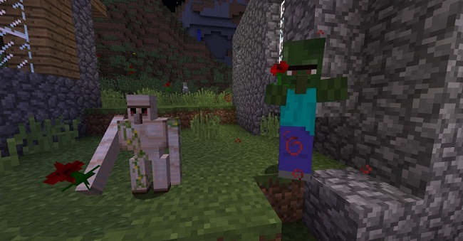 Baby-Mobs-Mod-8 Baby Mobs Mod 1.11.2/1.10.2/1.9.4/1.8.9