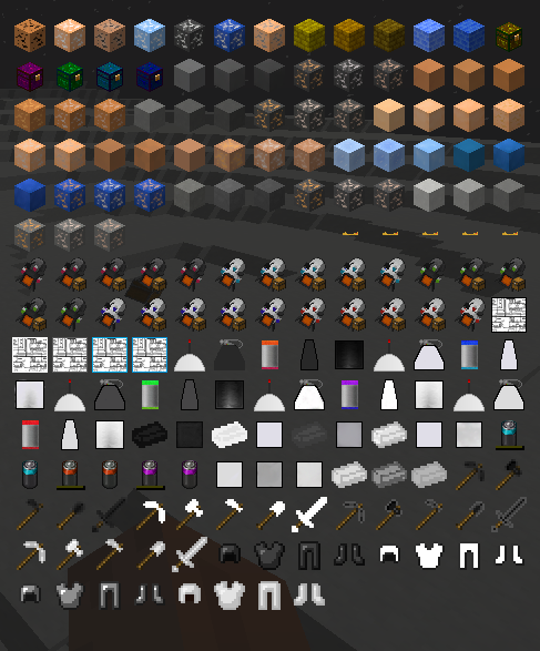 ExtraPlanets-Mod-2 Extra Planets Mod 1.7.10