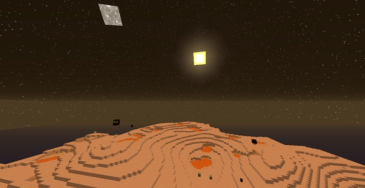 ExtraPlanets-Mod-4 Extra Planets Mod 1.7.10