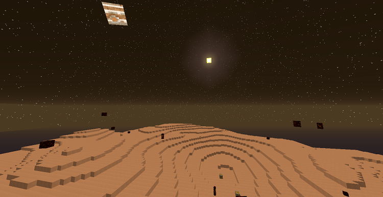 ExtraPlanets-Mod-7 Extra Planets Mod 1.7.10