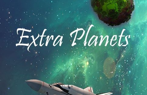 ExtraPlanets-Mod Extra Planets Mod 1.7.10