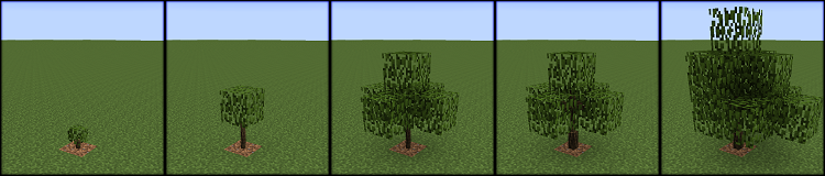 Growing-Trees-1 Growing Trees Mod 1.7.10