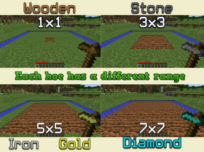 Improved-Hoes-Mod-1 Improved Hoes Mod 1.11.2/1.10.2/1.9.4/1.7.10