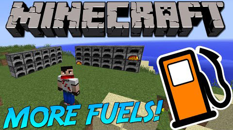 More-Fuels-Mod More Fuels Mod 1.11.2/1.10.2/1.9.4/1.8.9