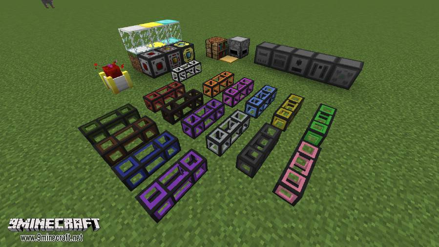 1488528061_203_neotech-mod-1-10-21-9-4-basic-machines NeoTech Mod 1.10.2/1.9.4 (Basic Machines)