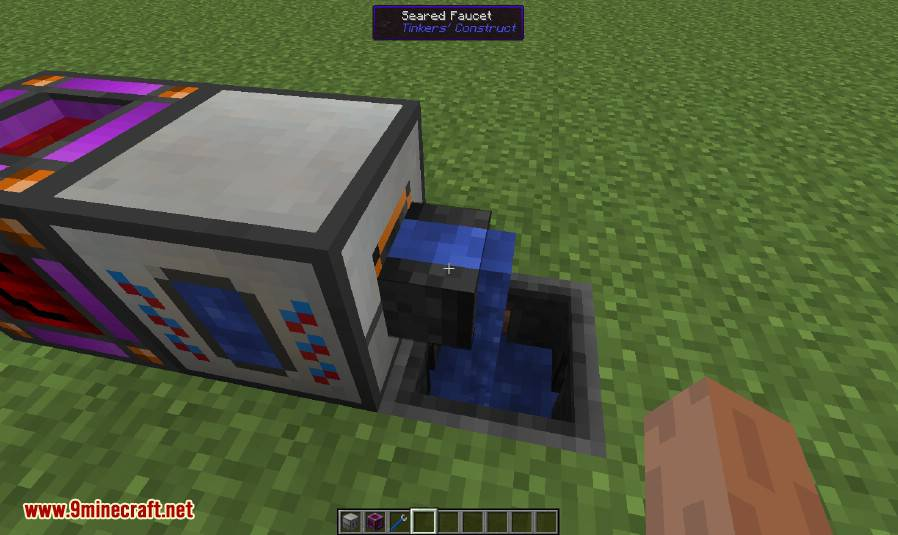 Thermal Smeltery Mod 1