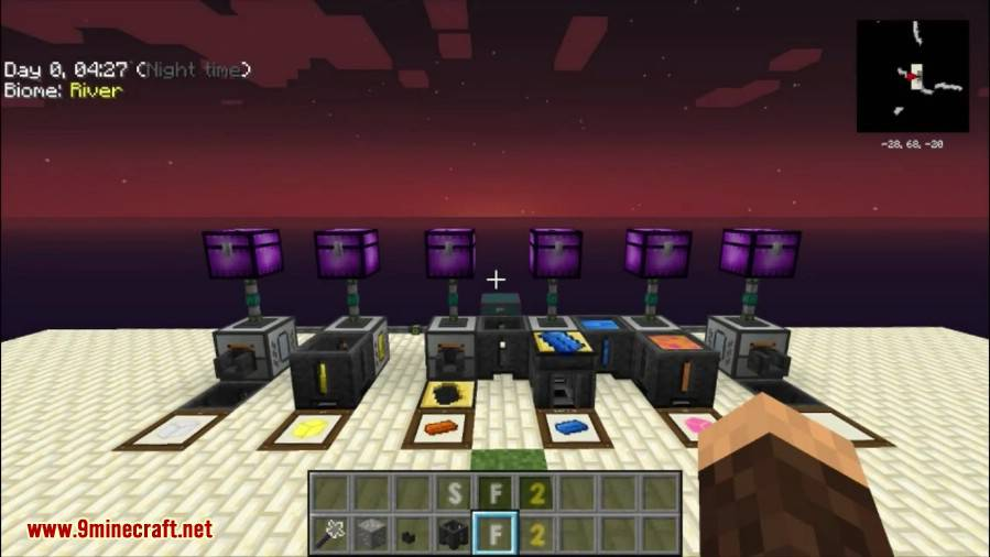 Thermal Smeltery Mod 9
