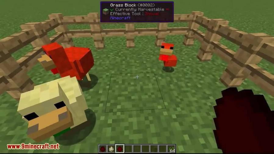 1489442068_13_more-chickens-mod-1-10-2-for-minecraft More Chickens Mod 1.10.2 for Minecraft