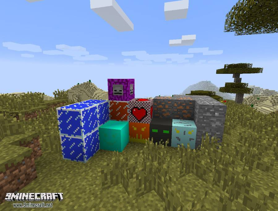 1489632478_438_world-of-warcraft-mod-1-7-10-wow-in-minecraft World of Warcraft Mod 1.7.10 (WoW in Minecraft)