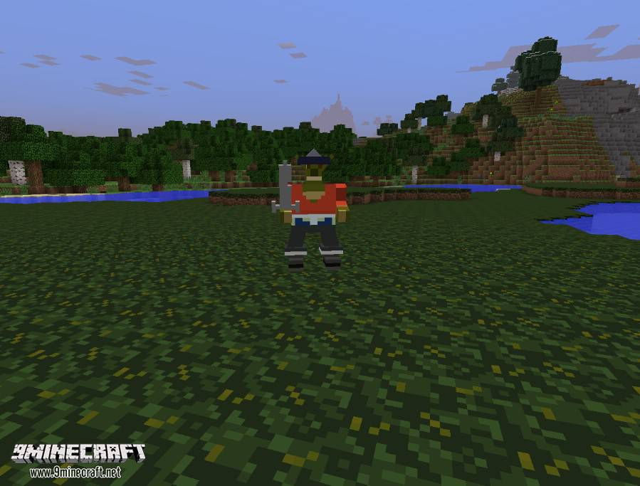 1489632480_451_world-of-warcraft-mod-1-7-10-wow-in-minecraft World of Warcraft Mod 1.7.10 (WoW in Minecraft)