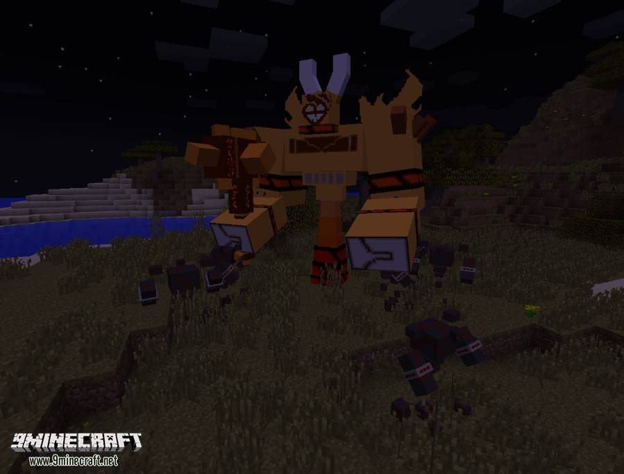 1489632480_63_world-of-warcraft-mod-1-7-10-wow-in-minecraft World of Warcraft Mod 1.7.10 (WoW in Minecraft)