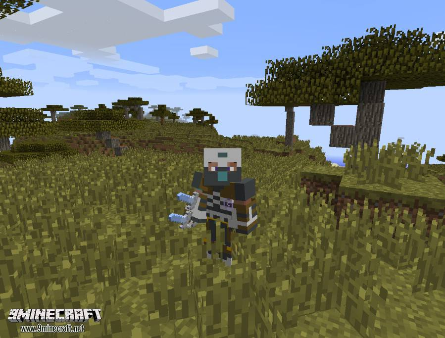 1489632480_733_world-of-warcraft-mod-1-7-10-wow-in-minecraft World of Warcraft Mod 1.7.10 (WoW in Minecraft)