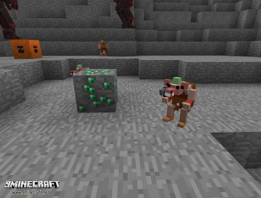 1489632482_344_world-of-warcraft-mod-1-7-10-wow-in-minecraft World of Warcraft Mod 1.7.10 (WoW in Minecraft)