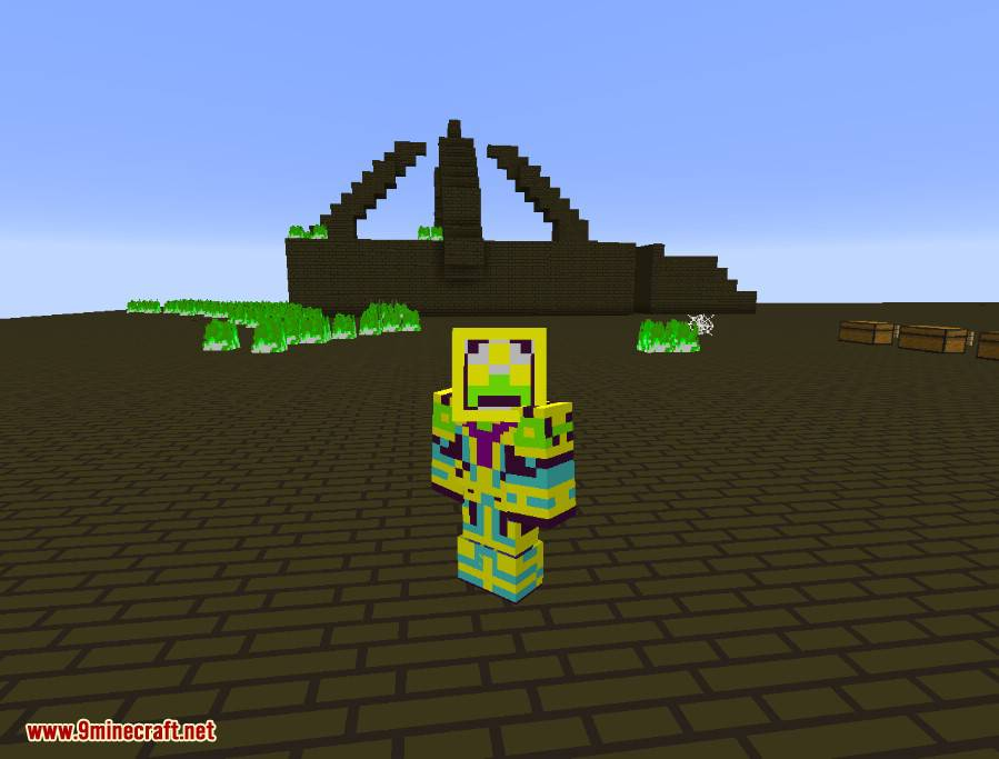 1489632483_921_world-of-warcraft-mod-1-7-10-wow-in-minecraft World of Warcraft Mod 1.7.10 (WoW in Minecraft)