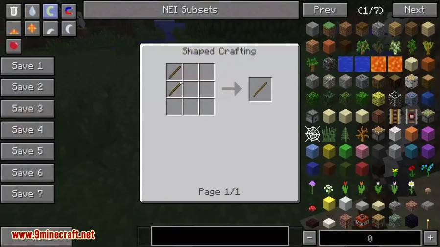 1489734722_132_polearms-mod-1-7-10-extended-reach-weapons Polearms Mod 1.7.10 (Extended Reach Weapons)