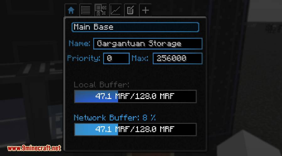 1489822105_850_flux-networks-mod-1-10-2-wireless-energy-networks Flux Networks Mod 1.10.2 (Wireless Energy Networks)