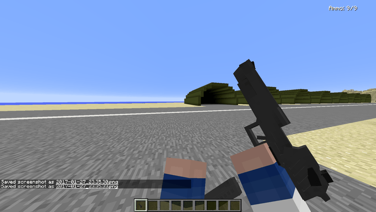 Vics Modern Warfare Mod for minecraft 02