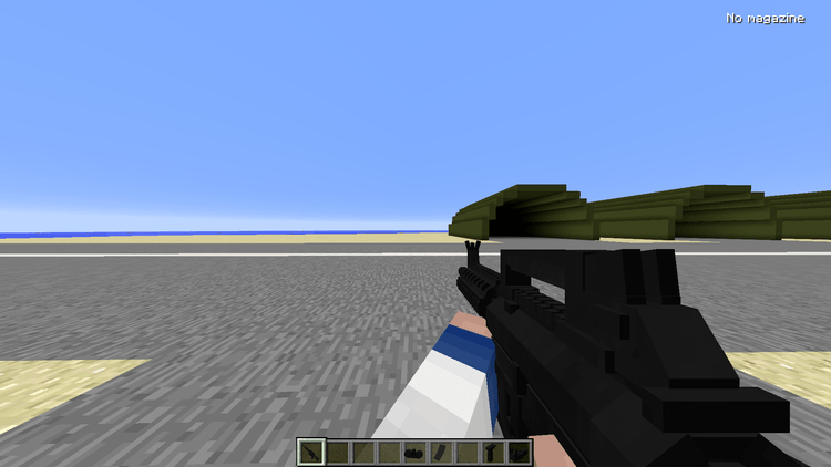 Vics Modern Warfare Mod for minecraft 04
