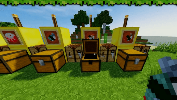 sushi mod for minecraft 04