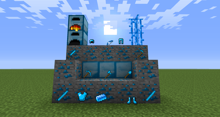 1490035438_224_more-ores-mod-1-11-21-10-2-for-minecraft More Ores Mod 1.11.2/1.10.2 for Minecraft