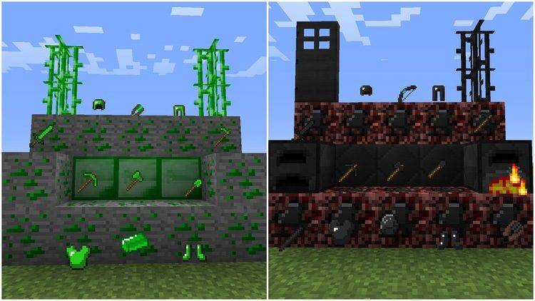 1490035438_8_more-ores-mod-1-11-21-10-2-for-minecraft More Ores Mod 1.11.2/1.10.2 for Minecraft