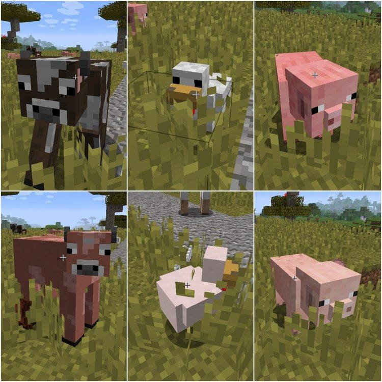 1490039164_911_more-shearables-mod-1-11-21-10-2-for-minecraft More Shearables Mod 1.11.2/1.10.2 for Minecraft