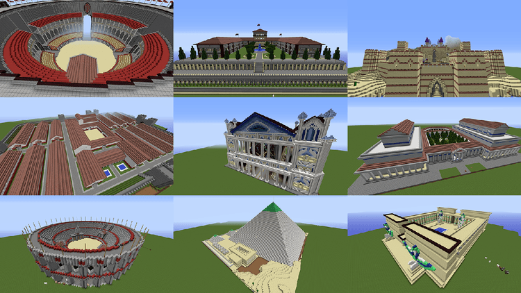 1490153962_235_instant-structures-mod-1-11-21-10-2-for-minecraft Instant Structures Mod 1.12.2/1.11.2 for Minecraft
