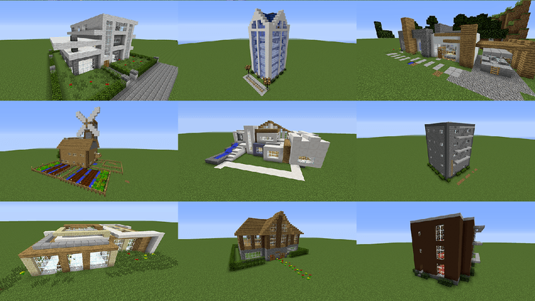 1490153962_657_instant-structures-mod-1-11-21-10-2-for-minecraft Instant Structures Mod 1.12.2/1.11.2 for Minecraft