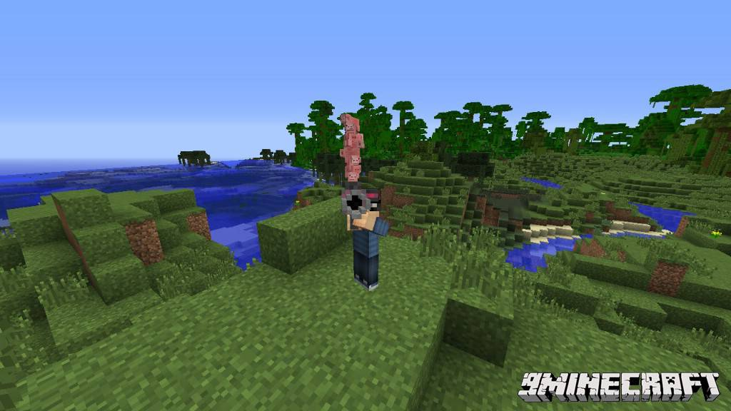 1490166989_213_trail-mix-mod-1-10-21-7-10-launch-ride-explode-pigs Trail Mix Mod 1.10.2/1.7.10 (Launch, Ride, Explode Pigs)