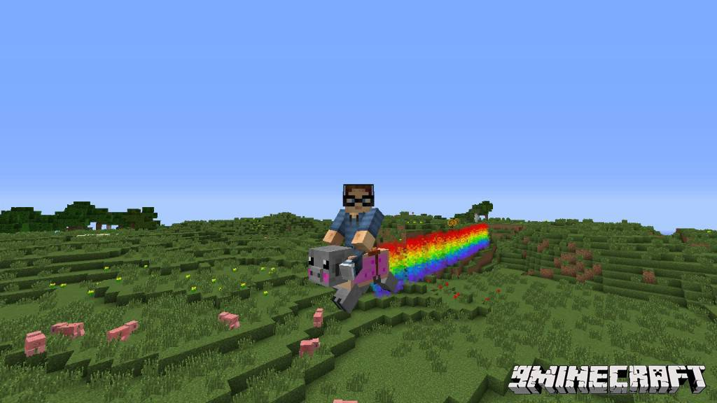 1490166989_858_trail-mix-mod-1-10-21-7-10-launch-ride-explode-pigs Trail Mix Mod 1.10.2/1.7.10 (Launch, Ride, Explode Pigs)
