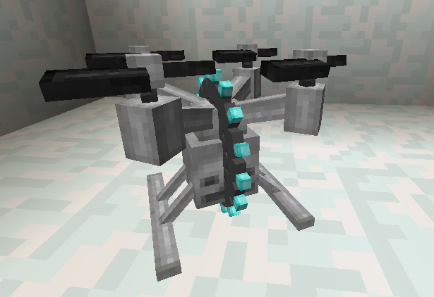 1490263032_199_drones-mod-1-10-2-unmanned-aerial-vehicle Drones Mod 1.10.2 (Unmanned Aerial Vehicle)