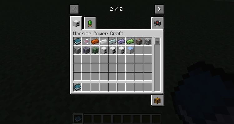 machine power craft mod for minecraft 2