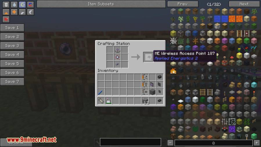 1490281453_190_wireless-crafting-terminal-mod-1-10-21-7-10 Wireless Crafting Terminal Mod 1.10.2/1.7.10