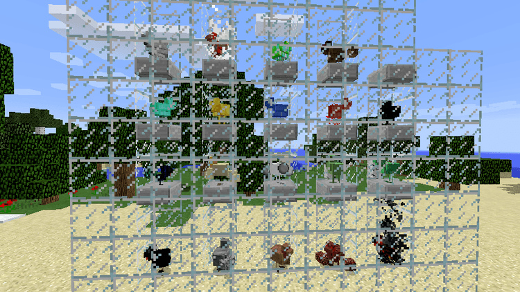 too many chickens mod for minecraft 01