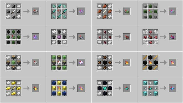 1490541406_402_advanced-swords-mod-1-11-21-10-2-for-minecraft Advanced Swords Mod 1.11.2/1.10.2 for Minecraft