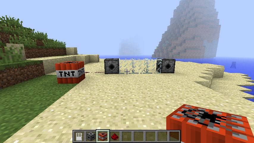 1490621233_245_securitycraft-mod-1-8-91-7-10-lasers-mines-keycards SecurityCraft Mod 1.8.9/1.7.10 (Lasers, Mines, Keycards)