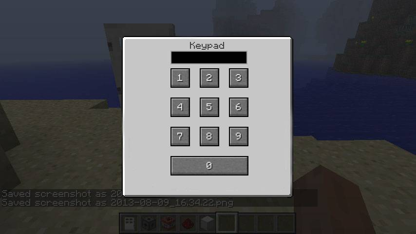 1490621237_605_securitycraft-mod-1-8-91-7-10-lasers-mines-keycards SecurityCraft Mod 1.8.9/1.7.10 (Lasers, Mines, Keycards)