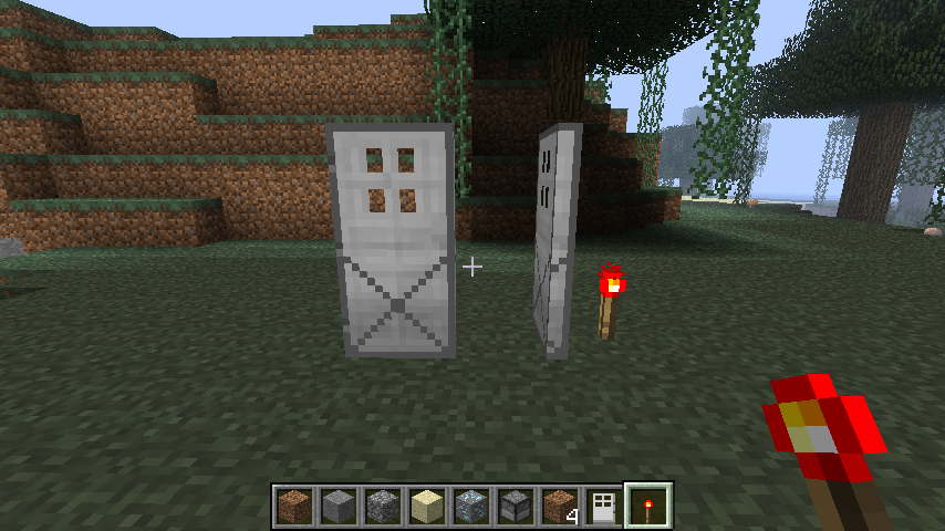 1490621242_499_securitycraft-mod-1-8-91-7-10-lasers-mines-keycards SecurityCraft Mod 1.8.9/1.7.10 (Lasers, Mines, Keycards)