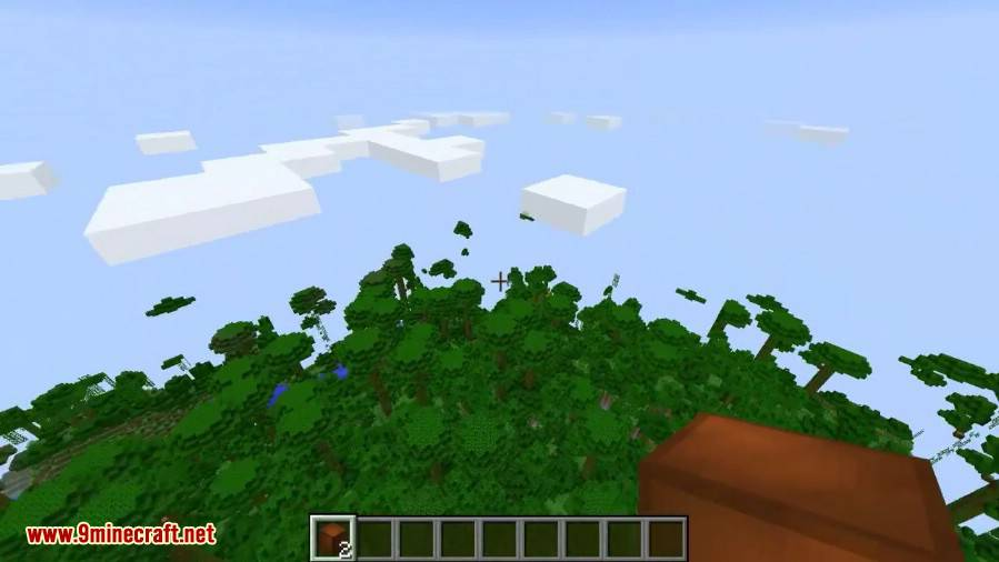 1490687298_152_skylands-mod-1-10-2-sky-dimension Skylands Mod 1.10.2 (Sky Dimension)