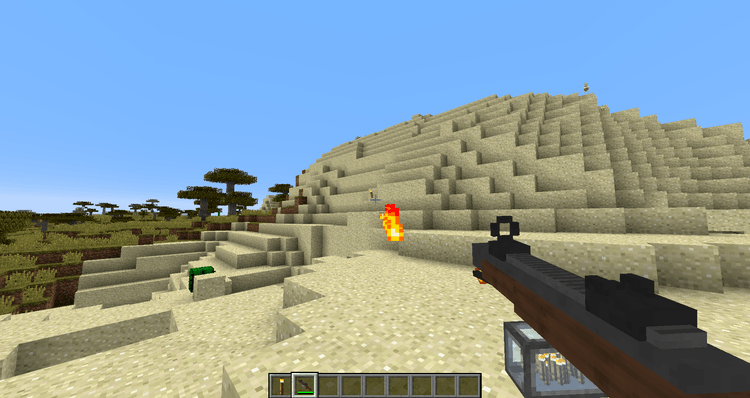 1490802176_290_torched-mod-1-11-21-10-2-for-minecraft-torch-gun-rocket-launcher Torched Mod 1.11.2/1.10.2 for Minecraft (Torch Gun, Rocket, Launcher)