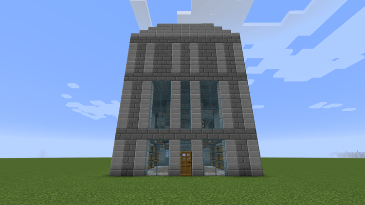 Prefab mod for minecraft 04