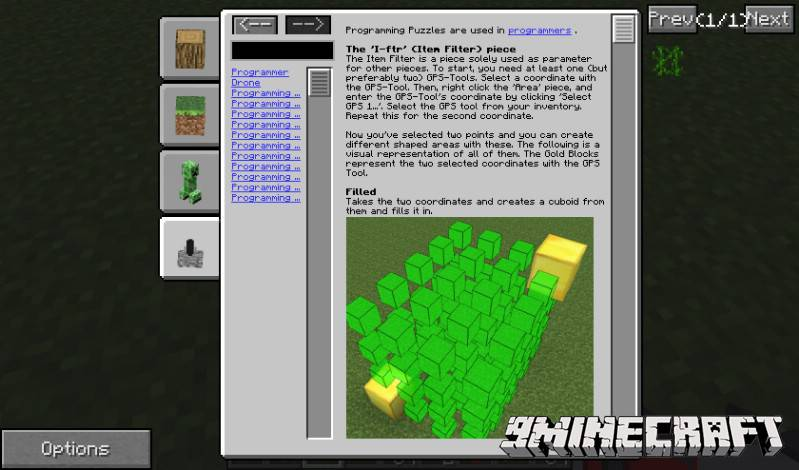 1490871574_751_in-game-wiki-mod-1-10-21-7-10-gui-in-minecraft In-Game Wiki Mod 1.10.2/1.7.10 (GUI in Minecraft)