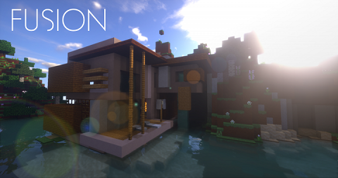 FUSION Fusion Resource Pack 1.11