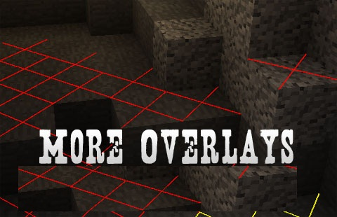 More-Overlays-Mod More Overlays Mod 1.11.2/1.10.2/1.9.4/1.8.9