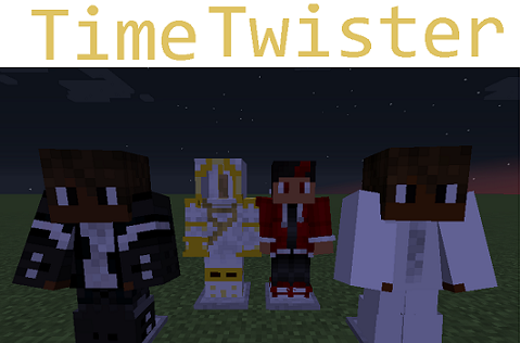 Time-Twister Time Twister Mod 1.8.9