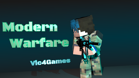 Vic-Modern-Warfare Vic's Modern Warfare Mod 1.10.2/1.9.4/1.8.9/1.7.10