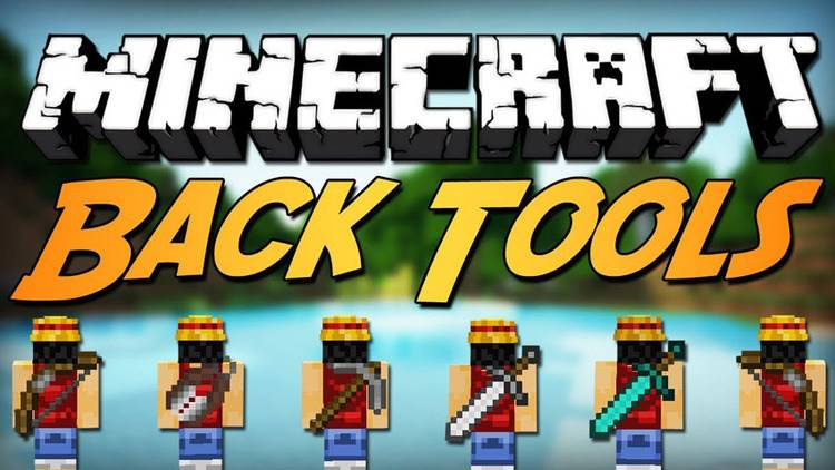 back-tools-mod-1-11-21-10-2-for-minecraft Back Tools Mod 1.11.2/1.10.2 for Minecraft